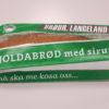 Langeland skjoldabrød ms